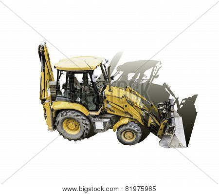 Mechanical Shovel