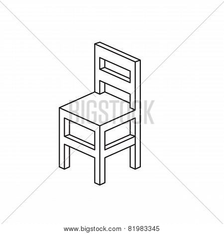 Chair Outline.