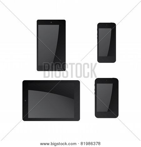 tablet gadget mobile phone