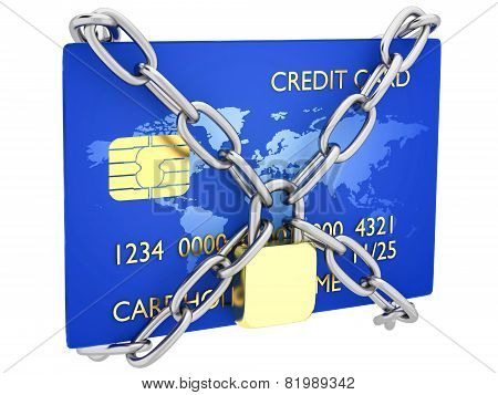Credit Card Locked