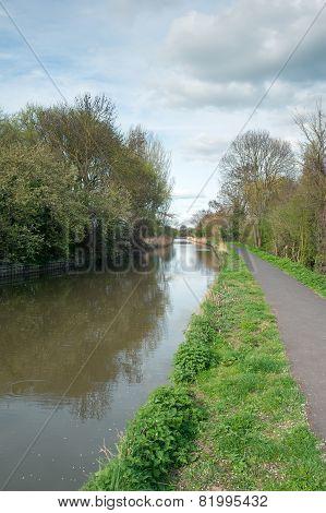 Canal Footpath