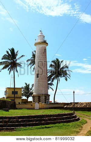 Lighthouse, Galle Fort
