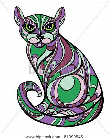 Decorative Cat