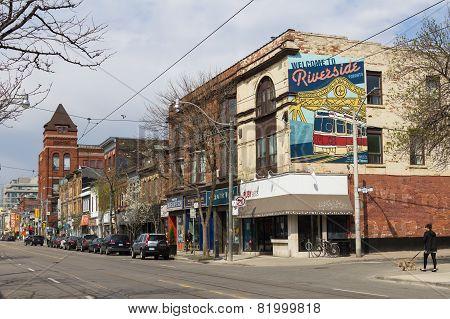 Riverside Toronto