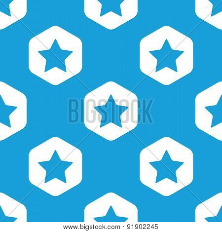 Favorite hexagon pattern