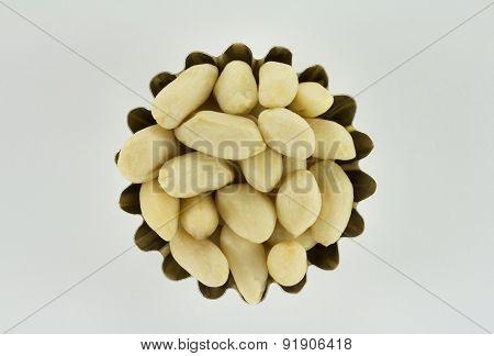Handful Peanut Figured Form