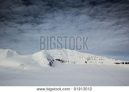 Arctic spring in south Spitsbergen