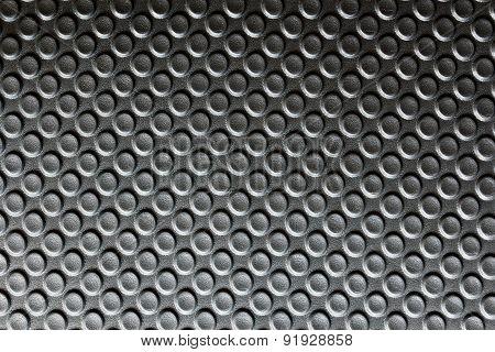 Black Dot Plastic