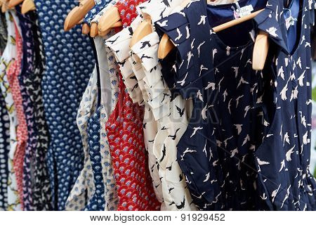 Rockabilly Polka Dot Dresses