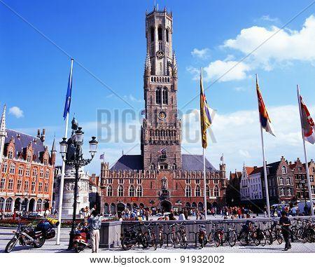 The Belfry, Bruges.