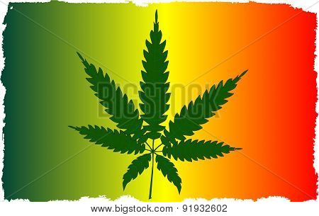 Cannabis Flag
