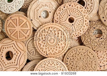 Ethnic Clay Jewelry