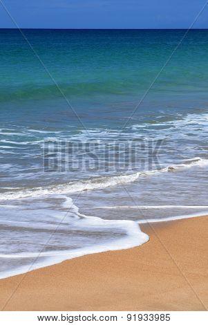 Pointe Allegre Beach In Guadeloupe