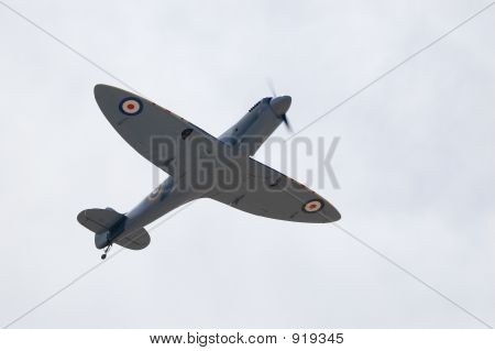 Spitfire Supermarine From Below