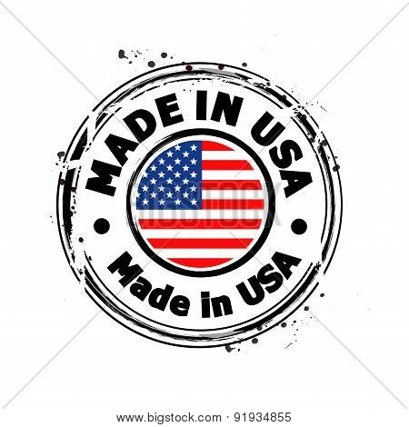 Icon Made in USA