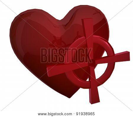 Heart Target