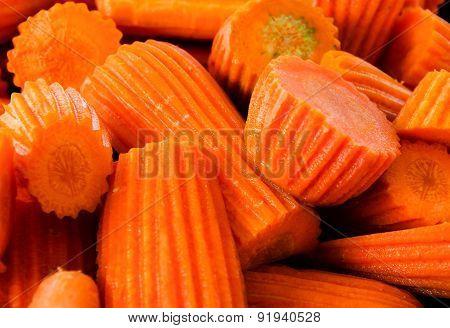 bare carrot