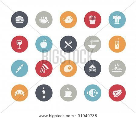 Food Icon Set 1 of 2 // Classics Series
