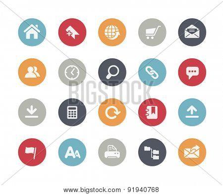 Website Icons // Classics Series