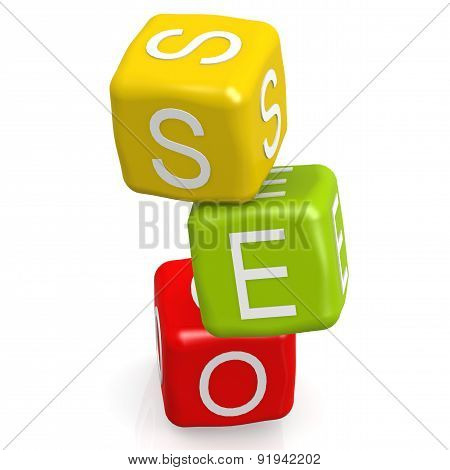 Seo Dice Blocks