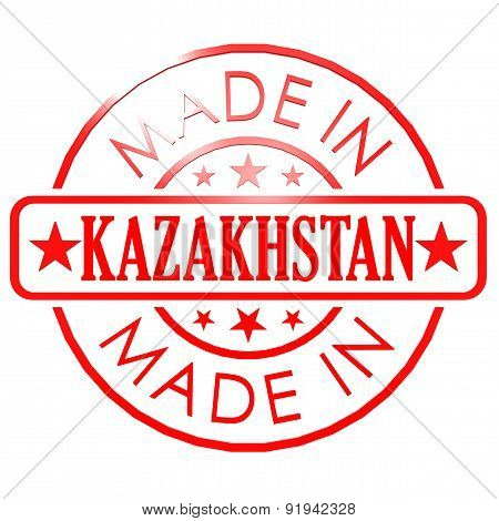 Made In Kazakhstan Red Seal