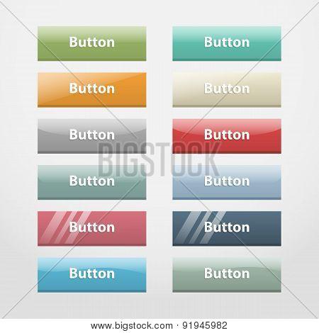 Web buttons.Part I