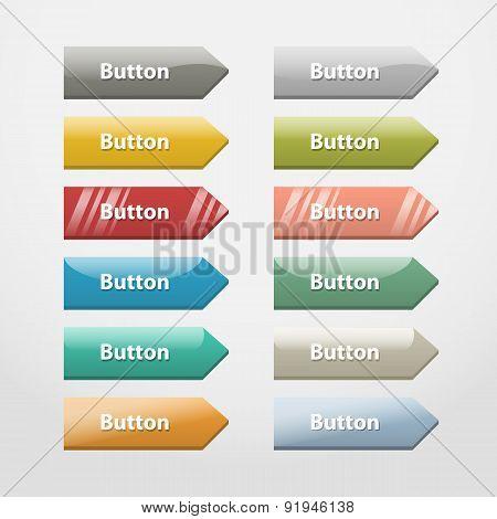 Web buttons.Part III