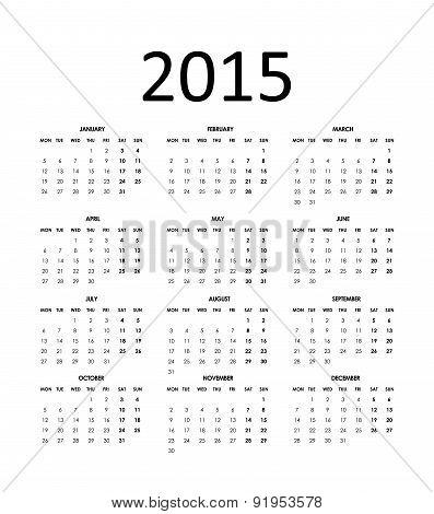New year design over white background vector illustration