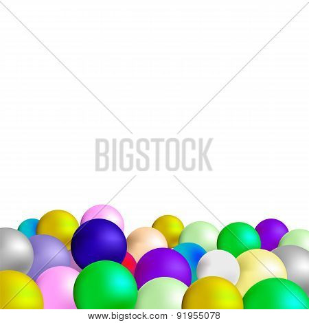 Colorful Spheres