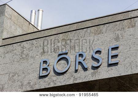 switzerland, zurich, stock exchange