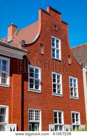 House in the dutch quarter