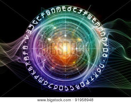 Unfolding Of Sacred Geometry