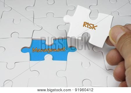Risk Management - Business Concept