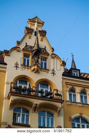 A Czech Building