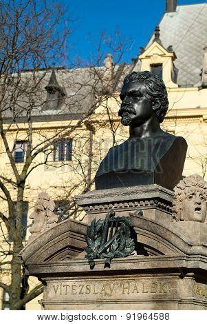 Vitezslav Halek Monument