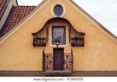 Czech Building