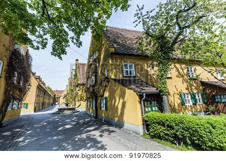 The Fuggerei Is The Worlds Oldest Social Housing Complex