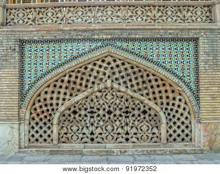 Golestan Palace exterior