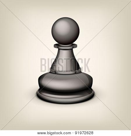 black pawn
