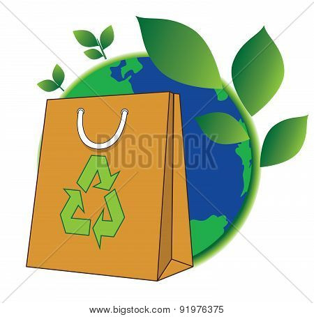 Bag Of Green World