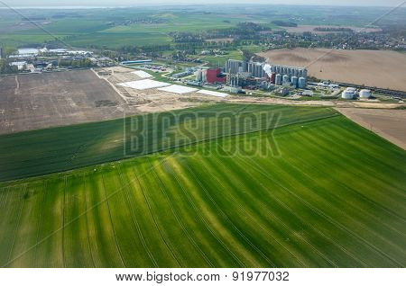 Biogas Factory