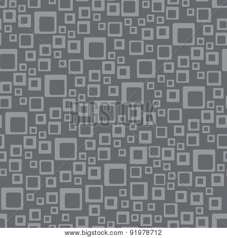 Vector seamless napkin background with abstract pattern