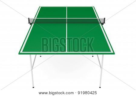 Ping-pong Tennis Table