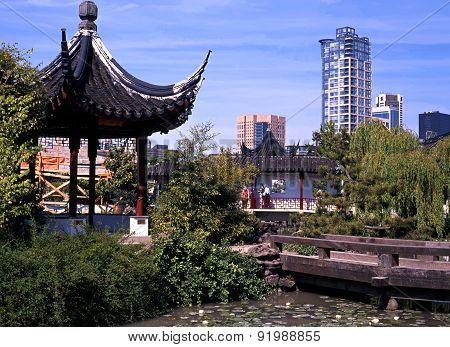 Sun Yat-Sen Garden, Vancouver.