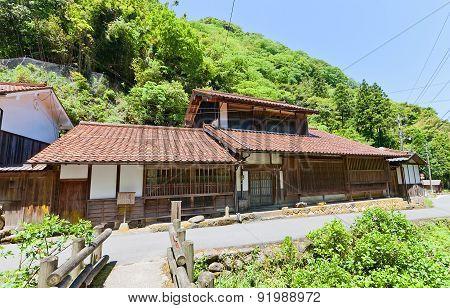 Takahasi Residence Of Iwami Ginzan, Omori, Japan