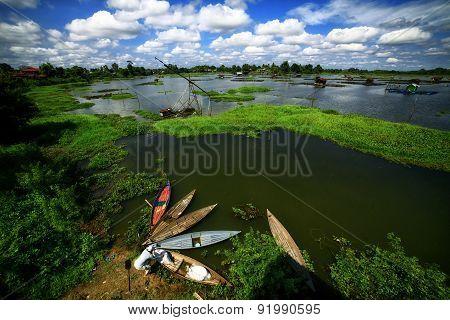 Fishing Boat Parking