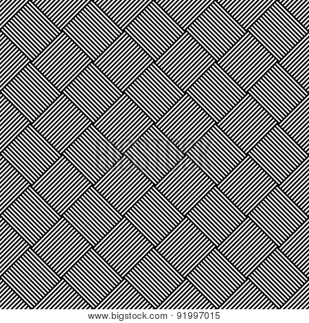 Weaving seamless pattern