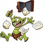 pic of troll  - Crazy patent troll - JPG