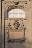picture of chapels  - Cartouche on the wall of St - JPG