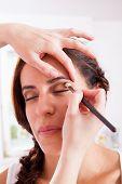image of makeup artist  - Professional Make - JPG